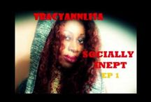 Socially Inept EP 1 #SociallyIneptEP1 #SIEP1 / Socially Inept EP 1 consists of music compositions written by singer song writer Tracy Ann Lisa.