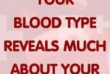 type blood