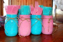 Gender Reveal Party Ideas / by Party City