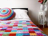 Crochet blankets afghans