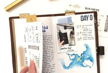 journal travel