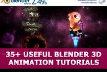 Blender 3D!