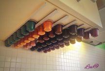Coffee capsules storage