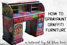 Furniture - DIY / by Stacy Williams