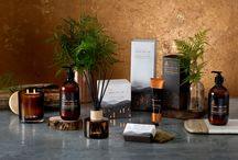 Equilibrium / Lime, Basil & Mandarin Essential Oil range  / by Urban Rituelle