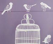stencils- pochoirs