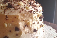 baked goodies and foods for the tummy / Cakes and scrumptions foods galor! / by Little Red