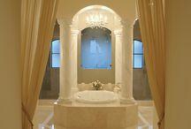 Spanish Crema marfil marble