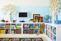 storage & organizing / by Rachel Baker