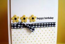 Card Ideas / by Elizabeth Challenor-Reese