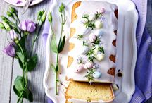 Easter food ideas / Tasty Easter recipes from spring lamb to perfect cakes