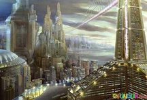 Futuristic Urban Animation / by Linda Jenkins
