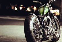 Harleys and Chops