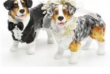 Dog/Cat/Pet Wedding Cake Topper  / by madamepOmm BYK