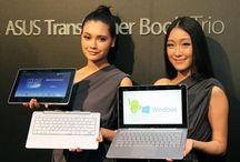 ASUS India Launches Transformer Book Trio