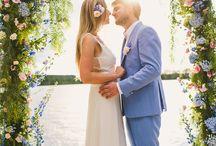 Arco flores casamento