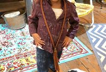 Bohemian Inspired Fashion Our little mini horse  lover!!! I hope she becomes a professional rider with her love for horses.