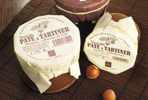 Crema din ciocolata veritabila / http://www.ciocopolis.ro/bovetti-pasta-tartinabila-c-21.html