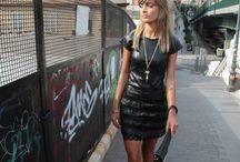 GLAIEUL PARIS / Lo #stile delle collezioni #GlaieulParis sono pensate per una #donna che ha un elevato senso del #gusto che le piace sentirsi appagata attraverso i capi che indossa. #cool #fashion #fallwintercollection #fallwintercollection2014 #streetstyle #womanclothes www.glaieulparis.com