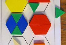 Math; geometry and spatial sense