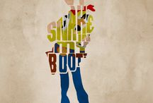 Toy story / Disney pixar