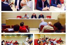 Incontro con Marcello Comanducci (Assessore Attività Produttive del Comune di Arezzo) - 10/9/2015 / Consulta delle Categorie e Comitato Comunale di Arezzo, incontrano l'Assessore alle attività produttive del Comune di Arezzo per trovare soluzioni su temi importanti per Imprese e Associazione