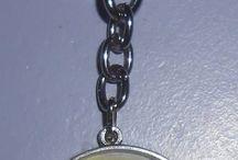 Handmade Keychains - Χειροποίητα κοσμήματα by Neda Jewellery