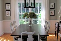 Dining Room/Eating Area / by Kaitlyn Garbett