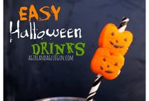 Halloween Decorations & Treats / Some great & spooky ideas to get the place ready for Halloween! / by Kidobi .com