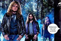 Whitesnake / I Whitesnake sono un gruppo musicale Hard & Heavy fondato nel 1977 a Londra, Regno Unito.