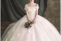 웨딩 드레스