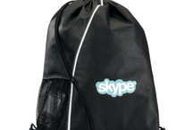 Fun string backpacks / These string backpacks will take you from the beach to the gym to work and back again!