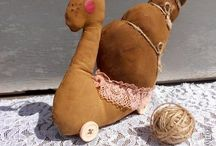 Куклёны от Фроловой Илоны / Мягкие игрушки ручной работы