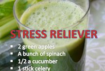 stress reliever juice