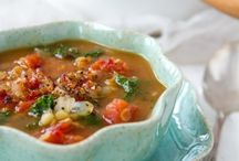Soups/stews / by Anne *