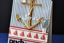 Cards: Beach & Nautical / by Anne-Marie Steyn