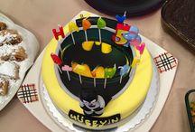 Batman cake / Fondant