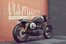 Cool Café Racer