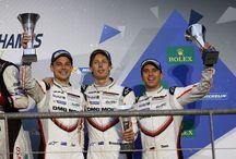 6 Horas de Spa-Francorchamps 2017, categoría LMP1 / Porsche logra el tercer y cuarto puesto en las emocionantes 6 Horas de Spa-Francorchamps, la segunda carrera del Campeonato Mundial de Resistencia FIA.