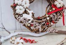 Рождественские венки / Christmas wreath