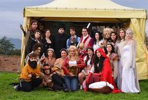 Once Upon a time Group Cosplays