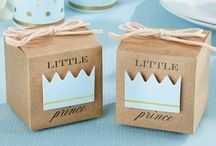 Prince Party Favors / Shop Prince party favors for your Prince themed birthday party or your little prince themed baby shower at Elegant Gift Gallery.