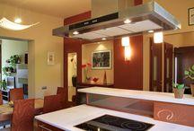 Konyha-Étkező - saját tervezés - kitchen-dining - own design / lakberendezés, belsőépítészet, interior design
