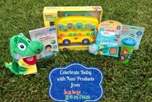 Baby Genius Reviews / The Learn & Grow Program by Baby Genius is getting rave reviews from parents, nannies, grandparents and anyone that tries the toys and products that enrich and entertain. Read all about the great new line of baby genius products here!