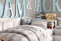 Lovely bedroom for boys that I like  / Boys bedrooms