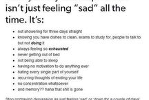 Anxiety and Depressing Shit