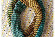Knitting and Crochet / Knitting and Crochet projects
