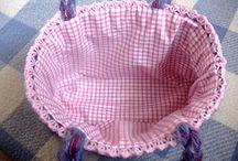 Crochet - purse/bag/tote