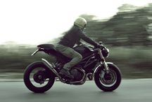 Ducati Monster 1100 evo by Luismoto