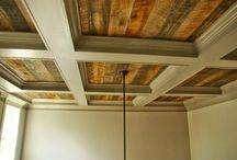 Ceilings: Look up!